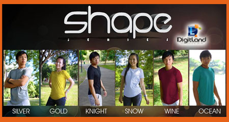 T-Shirt-Shape Series
