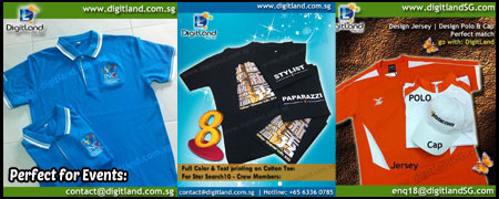 DigitLand provide-Perfect-Tshirt-for-event
