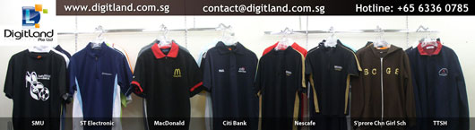 T-Shirt Printing for Company